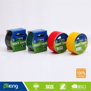 Single Sided Colorful Cloth Duct Tape with Strong Adhesion pictures & photos