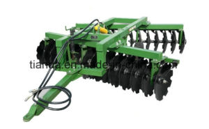 Three-Pointed Mounted or Hydraulic Traction Disc Harrow (1BQX) pictures & photos