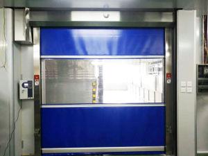 Automatic High Speed Rapid Roller Shutter Door pictures & photos