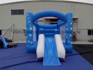 Blue Color Bouncy Castle Inflatable Bouncer pictures & photos