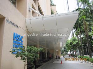 PVDF 4 Layer Coated Aluminium Composite Panels pictures & photos