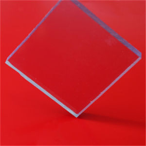 Lexan Sabic 4mm Polycarbonate Solid Panel for Swimming Pool Cover pictures & photos