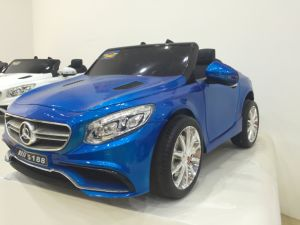 Licenced Benz S63 Amg Kids Battery Powered Cars pictures & photos