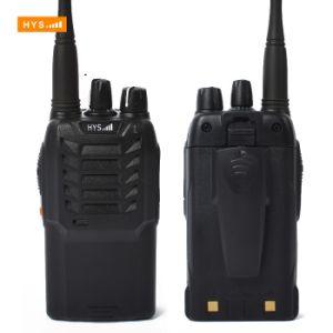 Tc-A1 Professional Handheld VHF UHF Mini Walkie Talkie