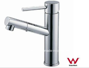 China Manufactured Watermark and Wels Approval Bathroom Sanitary Ware Brass Body Chrome Plated Water Faucet (HD6021) pictures & photos