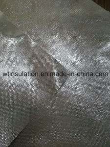 Both Side Aluminum Foil Backed Glass Fiber for Fire Retardant pictures & photos