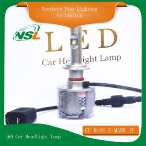 Car LED Headlight 12V LED Plug and Play H1 H3 H4 H7 H11 9006 9007 LED Headlight Bulb pictures & photos