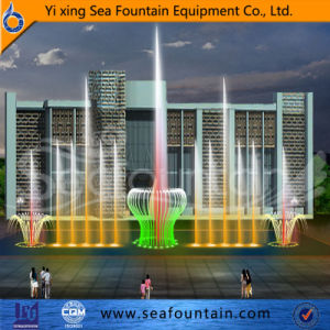 Multimedia Music Various Water Type Changeable Fountain pictures & photos