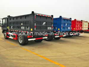 Diesel Light Tipper Lorry 6 Wheels Dump Truck light truck pictures & photos