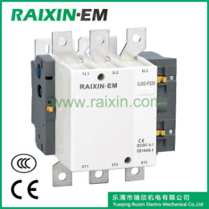 Raixin Cjx2-F225 AC Contactor 3p AC-3 380V 110kw Magnetic Contactor pictures & photos