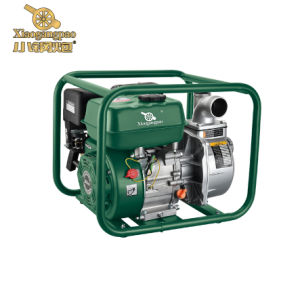 4.8kw Best Qaulity Electric Start Petrol Generator (LJ-20)