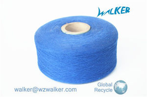 Short Cylinder Egyption Market Recycled Yarn for Weaving pictures & photos