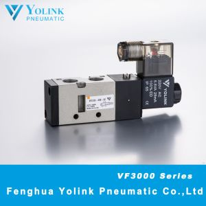 Vf3130 C Type Pilot Operated Pneumatic Control Valve pictures & photos