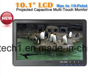 "Multi Capacitive 10.1""Touch Screen Display, 1024X 600 pictures & photos"