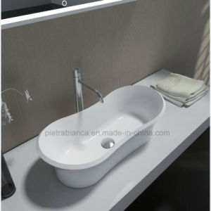 New Model Bathroom Table Top Basin (PB2084)