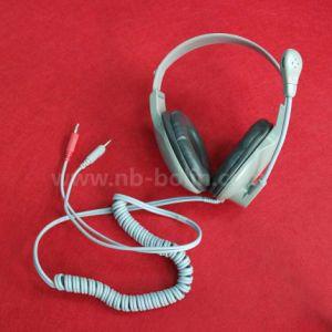 High Quality Language Laboratory Computer Headphone pictures & photos
