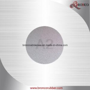 Aluminum Oxide Hook&Loop Abrasive Paper Disc pictures & photos