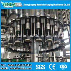 Washing, Filling and Sealing 3 in 1 Monoblock Drink Water Filling Machine for Pet Bottle pictures & photos