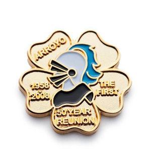 Custom Quality Soft Enamel Lapel Pins Badges Promotion pictures & photos