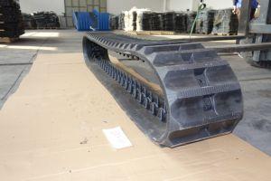 450X100 Excavator Tracks Rubber Track pictures & photos