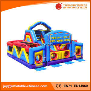 Giant Air Panel Design Inflatable Funcity for Promotion (T6-212) pictures & photos