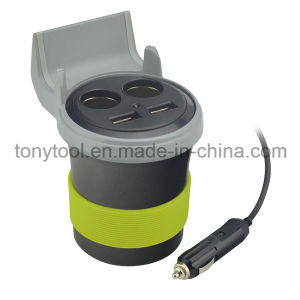 12V/24V Car Charger and Phone Holder pictures & photos