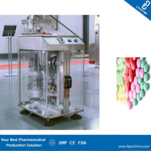High Efficient Single Punch Tablet Pressing Machine pictures & photos