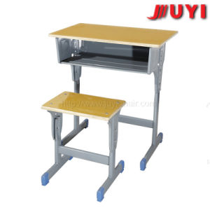 Jy-S115 Standard Size of School Chair Cheap School Desk and Chair pictures & photos