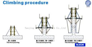 Safety Climbing System Formworks for Construction with Best Price pictures & photos