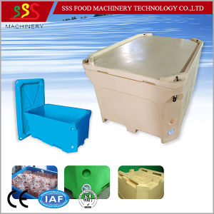 Easy to Transport Fish Ice Cooler Boxes Fish Transportation Box Storage Box pictures & photos
