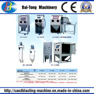 Pressure Type Manual Sandblasting Machine Cabinet pictures & photos