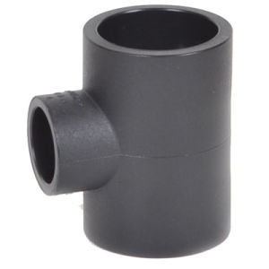 HDPE Pipe Fitting PE Equal Tee Heat Fusion Socket pictures & photos