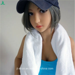 158cm Sexy Soild Silicone Girl Sex Product for Men pictures & photos