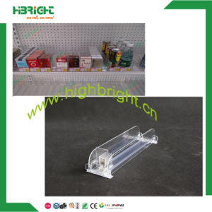 Acrylic Shelf Pusher Dividers for Cigarette pictures & photos