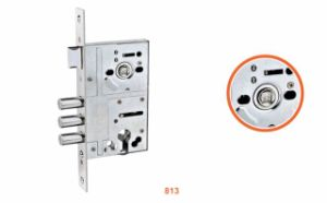 Iron/Zinc Safe Door Lockbody/Security Lock (813) pictures & photos