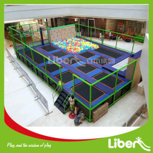 Factory Price Indoor Trampoline Area in China pictures & photos
