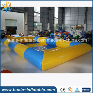 Portable Water Toys PVC Inflatable Swimming Pool for Amusement Park pictures & photos