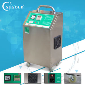 Satinless Steel Mobile Multifunction Ozone Generator pictures & photos