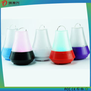 Colorful Light Portable Bluetooth Speaker with Ce/FCC/RoHS pictures & photos