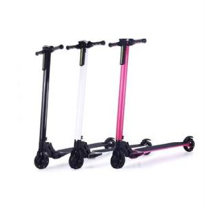 up Grade Electric Balance Scooter with Handrail and Foldable Features