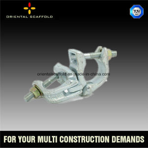 Construction Scaffolding Steel Fixing Clamps Coupler pictures & photos