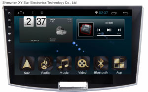 """10.1"""" Android 6.0 Car Navigation GPS for VW Cc/Cabrio-Coupe 2013 pictures & photos"""