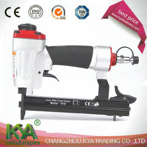 22 Ga. 1416 Air Stapler for Construction, Furnituring and So on pictures & photos