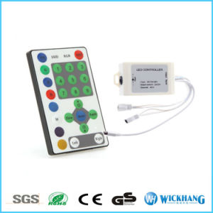 5050 RGB Horse Race LED Strip Light 25 Key Remote Controller pictures & photos