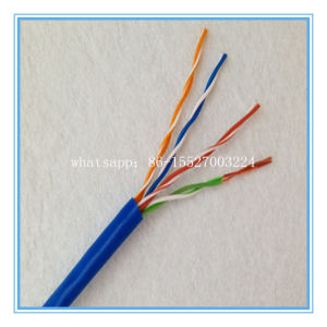 UTP Cat5e Bare Copper Networking Cables pictures & photos