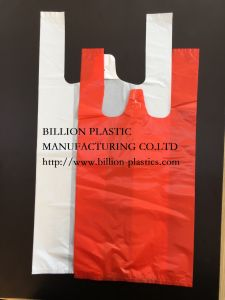 Printed Plastic Carrier Bag pictures & photos