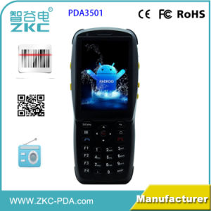 3G WiFi Android Handheld Barcode Scanner PDA Terminal pictures & photos