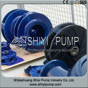 Polyurethane Wear Resistance Centrifugal Slurry Pump Parts pictures & photos