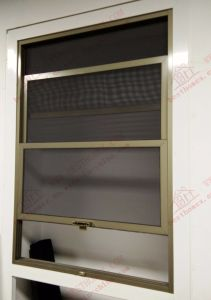 Stainless Steelwire Slide-up Insect Screen (BHN-TR06) pictures & photos