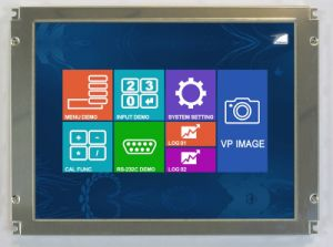 """800X600 8"""" TFT LCD Display RS232 Interface Smart TFT LCD Module (HMT080ATA-C) pictures & photos"""